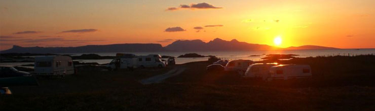 A photo of Invercaimbe Caravan and Campsite.